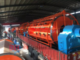710/720 Universal type 84 B Rigid Stranding Machine Loading and Delivery