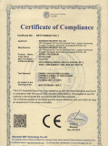Dbox one Certification EMC