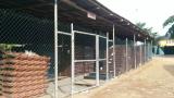 HPS roof tile Lagos warehouse