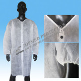 Medical Uniform Lab Coat Pattern for Doctors,nonwoven lab coat
