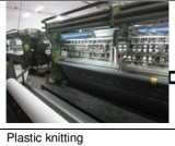 Knitting machine