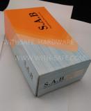Mortise handle box