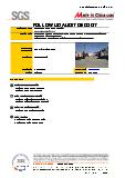 SGS Suppiler Report