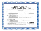 HDMI ATC TESTING