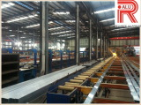 Shanghai Reliance Alu Co.,Ltd Production line