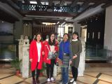 INDIA CUSTOMER VISITING IN 9FANG ROOF Cultural Center
