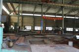 Parts processing room