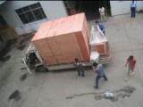 JS2000 MACHINE BLOWING MOULD MACHINE SENT TO NINGBO PORT WAREHOUSE