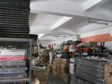 Raw Material Stock Room