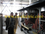 1.5t Medium Frequency Induction Furnace to Mashhad Iran