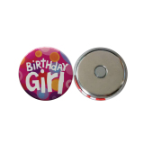 Strong round Fridge Magnet with Customized Logo