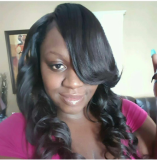 16inch body wave Grade 8A real virgin hair (client share )