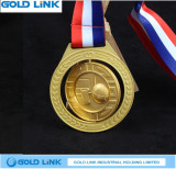 Metal Sports Medal Basket Ball Soccer Medal Award Crafts