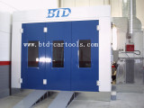 Spray Booth Real Machine---7200(5)