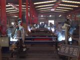 Robort Welding for Mast Sections