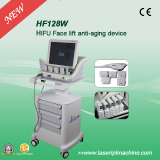 Non surgical hifu face lfiting and slimming machine HF-128W