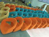Upholstery workshop corner