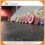 Rubber mat for gym