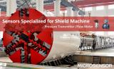 Sensors Specialized for Shield Machine ---Pressure Transmitter /Flow Meter