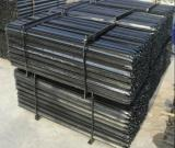 Australian Farm Fence Steel Y Post / Black Painted Star Picket Wholesale