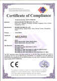 CE Certification of Jump Starter