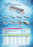 IP67 Waterproof LED Power Supply with CE/SAA