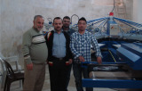 YH Printer In Syria Customer′s Factory