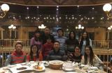 CNY dinner party