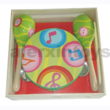 Wooden Toy - Wooden Musical Toy - Wooden Musical Set