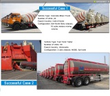 chengli exported trucks success case 1