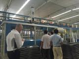 Customer visting Factory
