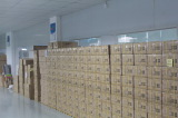 Warehouse for pending delivery