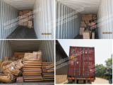 Loading Containers for Shipping