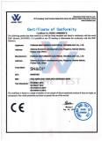 CE of 30kw~40kw inverter