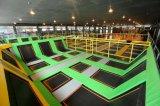 Huge trampoline park