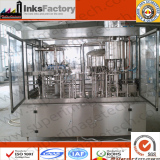 Ink mixing and reaction control cabinet