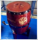 Hot sales wooden /stainless steel beer keg
