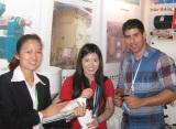 Attend exhibition2
