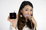 Personal use LED teeth whitening