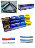 Household aluminum foil for kitchen,packging,BBQ