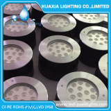 Production Line of Recessed Led Underwater Light