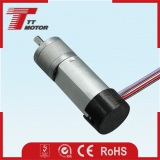 Robots electric 12V geared DC motor with encoder