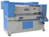 hydraulic receding head CNC cutting press