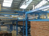 Wuxi Shenxi Honeycomb Installed Wall panel production line