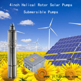 4inch Solar Helical Rotor Water Pump