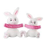 Easter plush rabbit toy festival gift