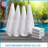 Cheap Promotional Wholesale 50*70cm 500GSM White Hotel Terry 100% Cotton Bath Towel