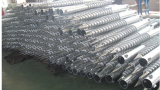 Solar Project HDG Ground Screw ,Ground Anchor
