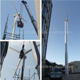 20KW wind turbine installed in Maputo, Mozambique