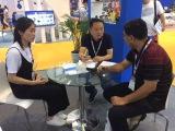 In Shanghai Flowtech Exhibition